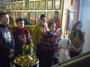 Воскресная группа для детей
